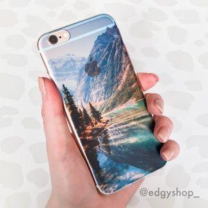 Translucent Landscape iPhone Case